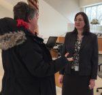 DeKalb native comes full circle as library's new director