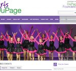 A one-stop web site delivers all things arts in DuPage