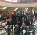 Black WWII vets from elite U.S. Marines unit honored