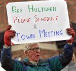 Hultgren's turn to draw heat as constituents seek town hall meeting