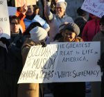 Rallies against immigration ban break out across central Illinois