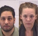 Couple charged with armed robbery in Aurora
