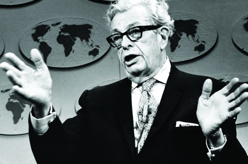 Historian looks at how GOP stalwart Dirksen would view politics today