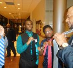 Prairie State College event offers mentoring for minority young men