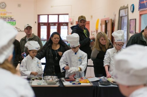 10-year-old is master in Future Chefs culinary competition