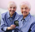 96-year-old twins are models of family, friendship