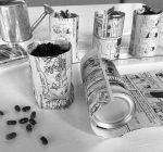 PRIME TIME WITH KIDS  Make seed-starting pots with newspaper