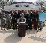 Scott Air Force Base focuses on violence prevention issues