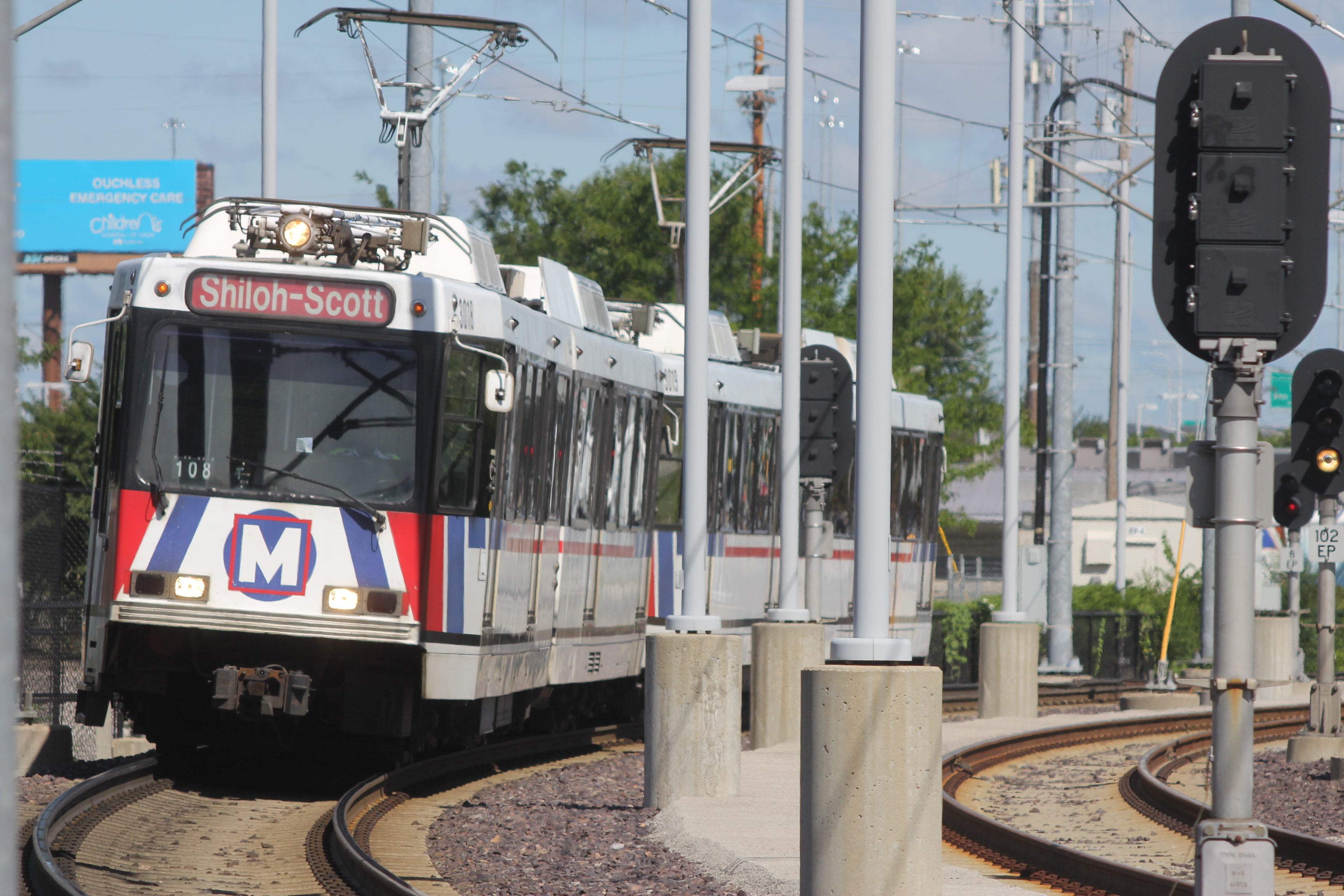 St Clair Co and St Louis officials map MetroLink security plan