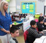 Connecting in the classroom:  Teacher 'humbled' by NIU award of excellence