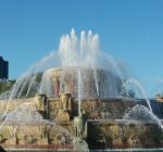 Landmark Buckingham Fountain turns 90