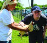 All abilities are celebrated at Chillicothe's  non-profit Blue Ridge Community Farm