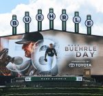 Fans packed the stands as White Sox retire Buehrle's number