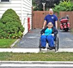Lyons settles ADA suit over curbed off driveway