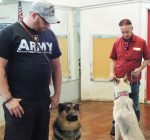 At Circle of Change, dogs help veterans ease PTSD