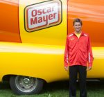 Hot-diggity dog: Crystal Lake man 'hauling buns' as Wienermobile driver