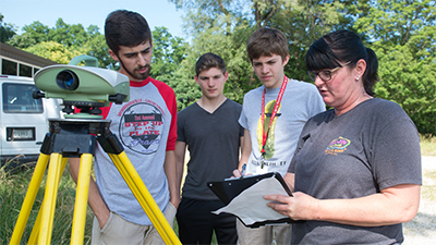 Camp at SIUE teaches teens how engineering impacts society