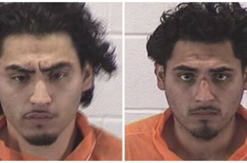 Brothers charged following stand-off with Aurora police