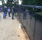 Sycamore stop of Wall that Heals recalls those who died in Vietnam War