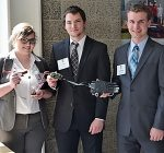 Low-cost robotic hand developed by NIU engineering students could change lives of amputees