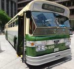 Classic buses spotlighted for CTA's 70th anniversary