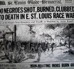 Centennial anniversary remembers victims of East St. Louis Race Riot