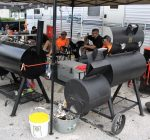 BBQ masters compete in Central Illinois Throwdown