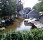 Algonquin Flood Levels Delay Damage Assessments