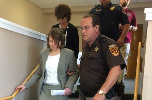 Bloomington teacher sentenced to 8 years for husband's murder