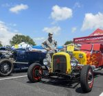 Classic cars draw big crowd to Scott Air Base