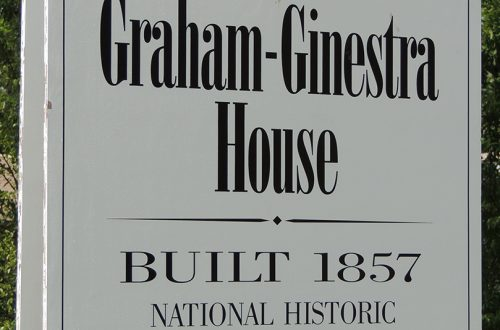 Ethnic Heritage Museum brings Graham-Ginestra House back into public view