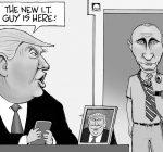 Trump's Warsaw triumph