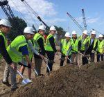 Oak Park celebrates latest high rise development