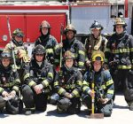 Northern IL fire science students participate in live fire exercises