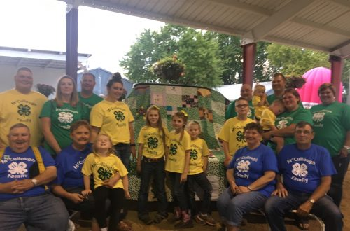 McCullough family honored as part of 100-year McHenry fair celebration