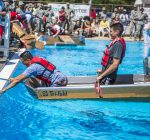 The 375th squadron at Scott hosts 10th Annual Boat Regatta