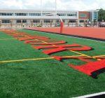 East Aurora's sparkling new stadium nearly ready