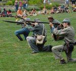 Blackberry Farm holds Civil War re-enactment