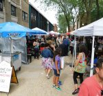 Treasures in the Alley in downtown Aurora