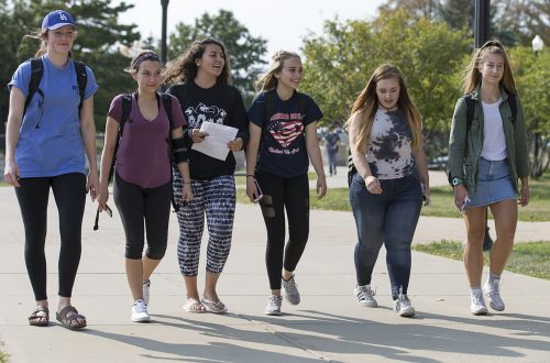 NIU's new freshman enrollment up for first time in six years