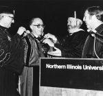 NIU mourns passing of former president William Monat