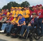 Love, respect for Illinois veterans as they take Honor Flight