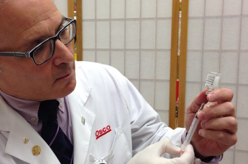 Illinois health officials say choose flu shot over nasal spray