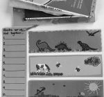 PRIME TIME WITH KIDS   Bookmark it!:  Design elaborate bookmarks to keep track of your kids' reading progress