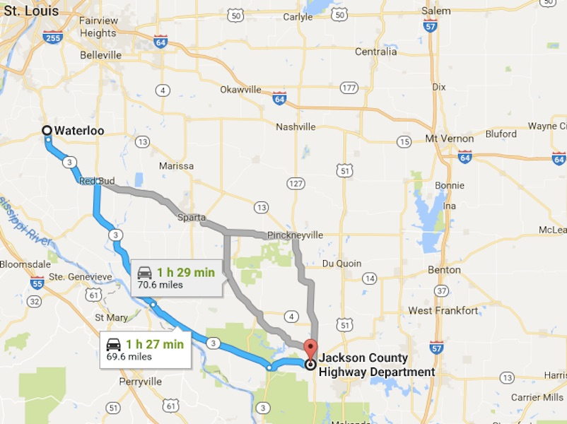New Southwestern Illinois connector highway proposed - Chronicle Media