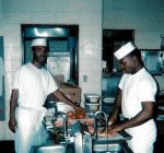 New Scott Air Force Base head chef an East. St. Louis success