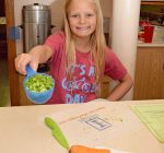 Junior cooking schools look to link skills, good eating