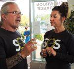SOS raises awareness,  promotes suicide prevention