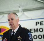 Police chief: Support law enforcement, don't tear it down
