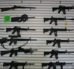State Supreme Court to hear case over suburb's assault weapon ban